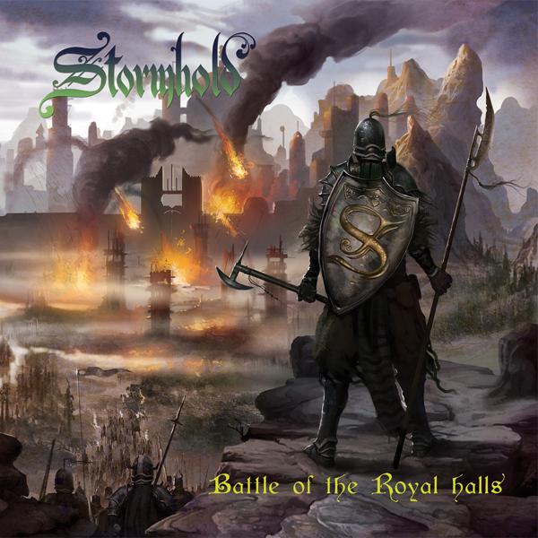 Battle of the Royal Halls Cover Artwork
