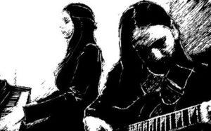 De izquierda a dereha: Marta Barcia, J.L. Montáns