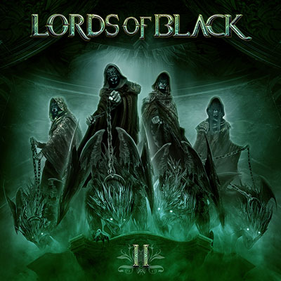Lords Of Black portada 2
