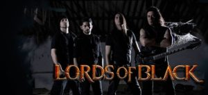 Lords Of Black band