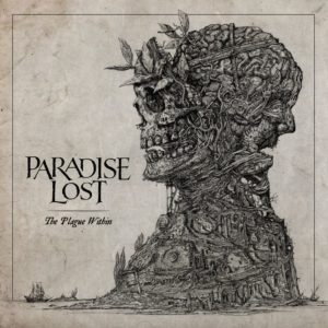 Paradise Lost – The Plague Within - Century Media - 2015