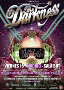 Darkness MADRID