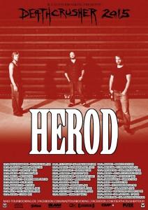 Herod Tour Poster 1
