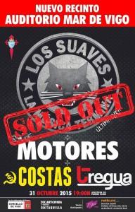 'Sold Out' en Vigo
