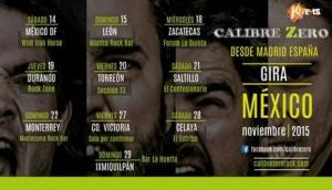 calibre zero mexico 2015