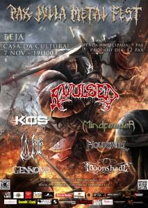Pax Julia Metal Fest