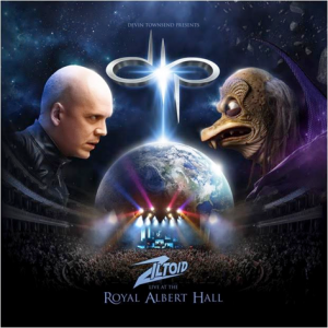 DEVIN TOWNSEND PROJECT - Devin Townsend Presents: Ziltoid Live at the Royal Albert Hall (Trailer)