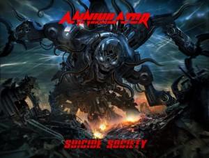 Suicide society, nuevo álbum
