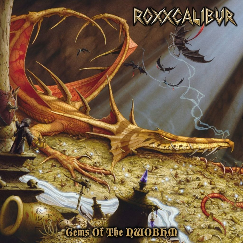 ROXXCALIBUR_-_Gems_Of_The_NWOBHM_-_Cover