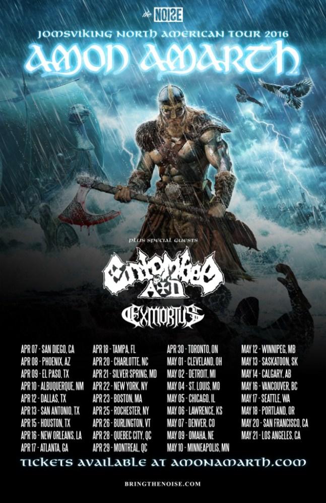 Amon-Tour