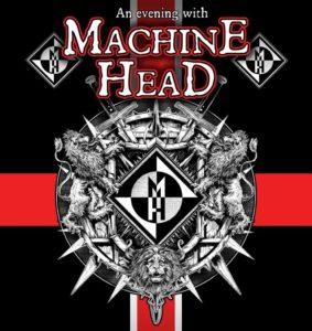 MachineHead España 2016