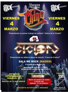 ciclon concierto madrid 2016