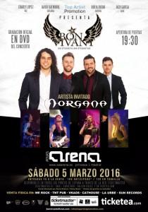 Bon Vivant sala arena 2016