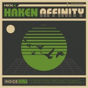 HAKEN anuncian el lanzamiento de su nuevo disco 'Affinity' y un tour europeo