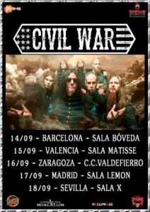 civil war españa 2016