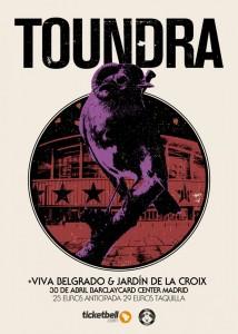 toundra madrid 2016