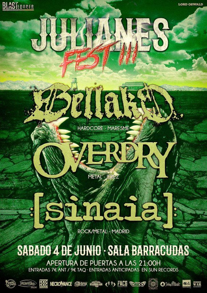 Julianes Fest III - 03-06-16