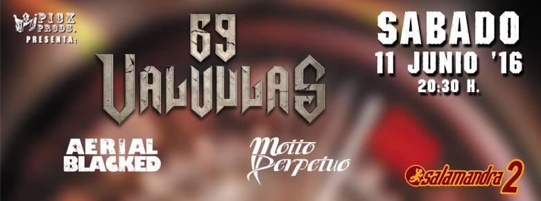69 valvulas concierto