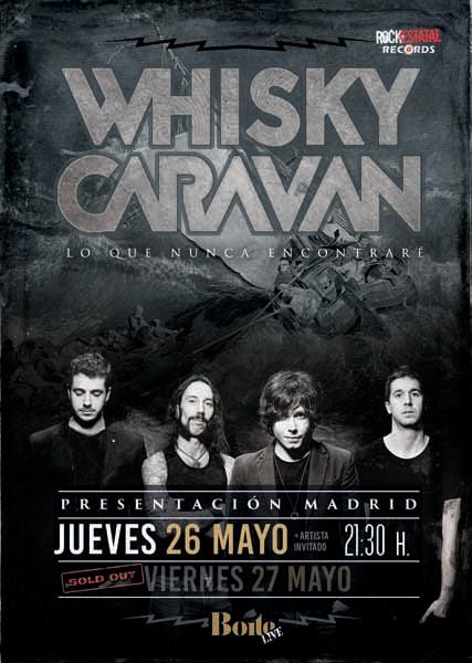 Whisky Caravan