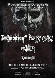 RottingChrist&Inqusition
