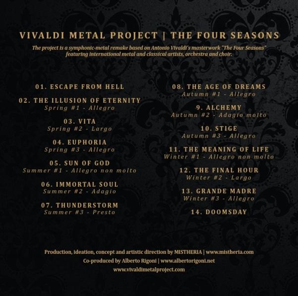 vivaldi tracklist