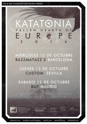 katatonia tour