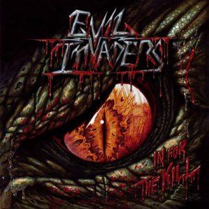 Evil Invaders cd