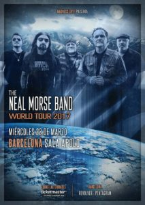 Neal morse band tour