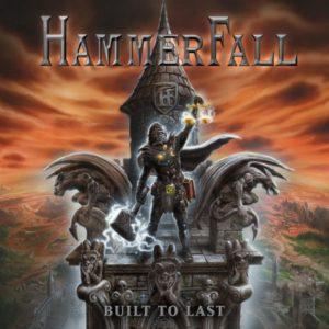 Hammerfall Portada Built to last