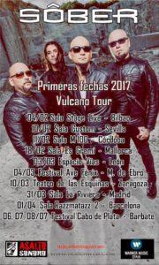 Cartel del Vulcano Tour