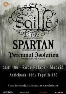 Saille+Spartan+Perennial Isolation