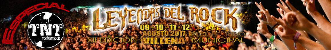 Especial Leyendas del Rock Festival 2017