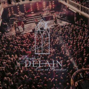 """DELAIN a punto de estrenar su primer directo """"Live at Paradis"""""""