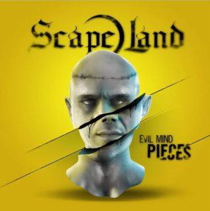 Scape Land portada Evil Mind Pieces