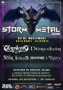 storm metal