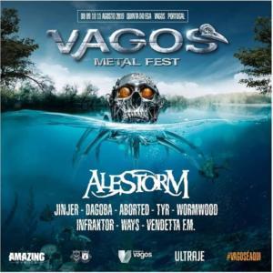 VAGOS METAL FEST 2019