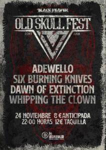 Cartel Old Skull Fest