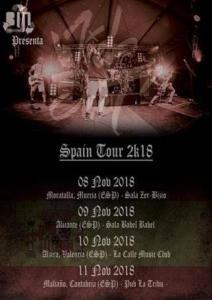 Wide Shut Tour 2018