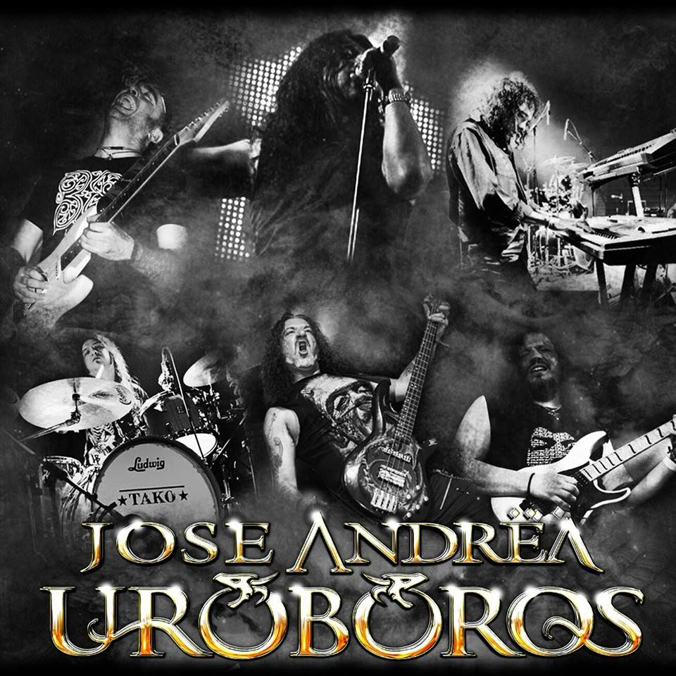 Nuevo Single De Jose Andrea Y Uroboros Tnt Radio Rock