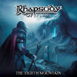 Portada del nuevo trabajo de Rhapsody of Fire y que saldrá a la venta el 22 de febrero.