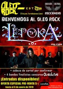 Lépoka Oleo rock fest