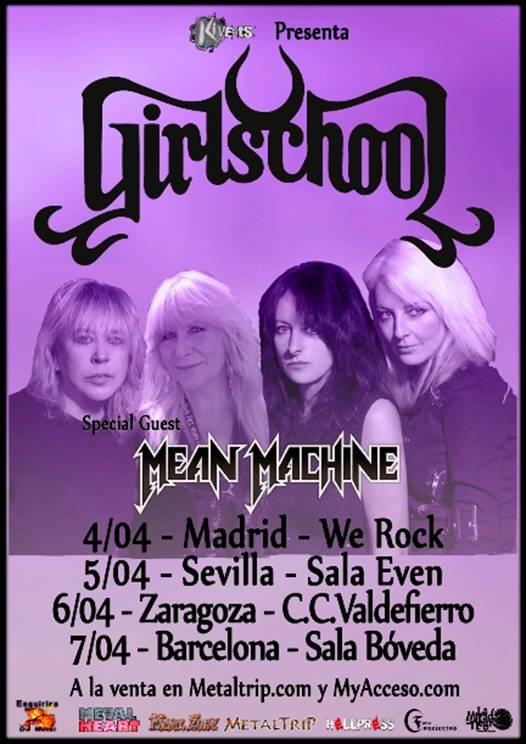 GirlschoolEspaña