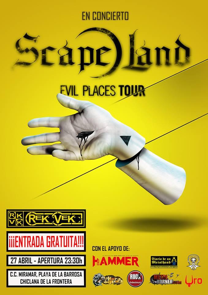 ScapeLandEvilPlaces