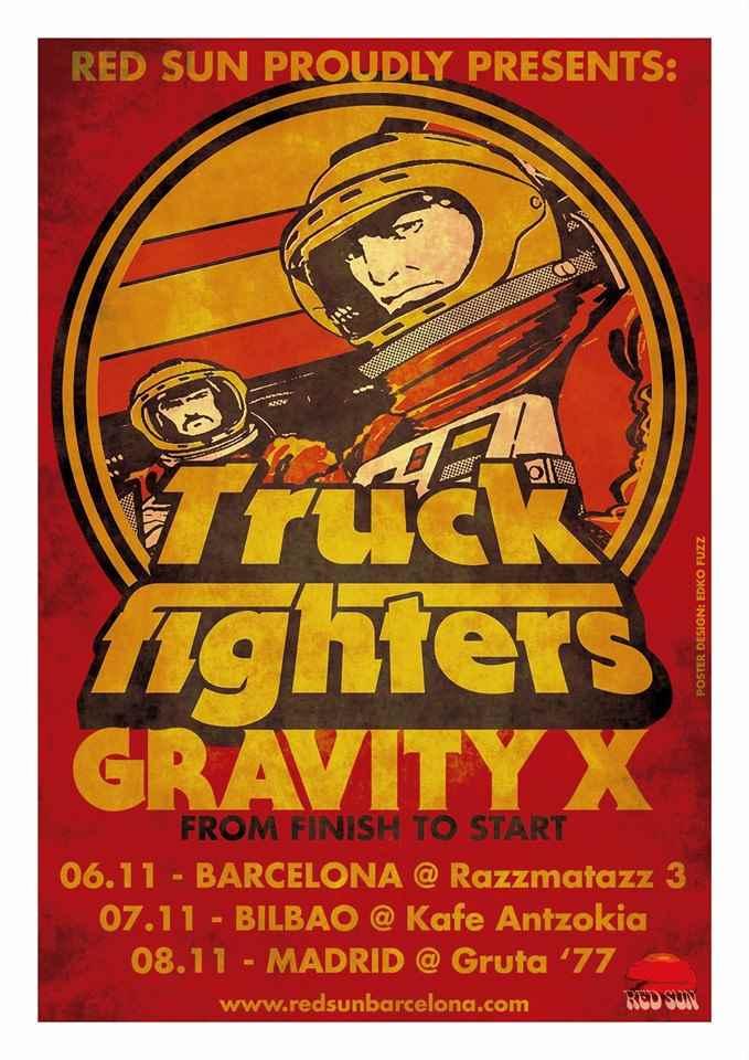 GiraTruckfighters