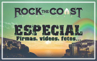 Especial Rock The Coast 2019