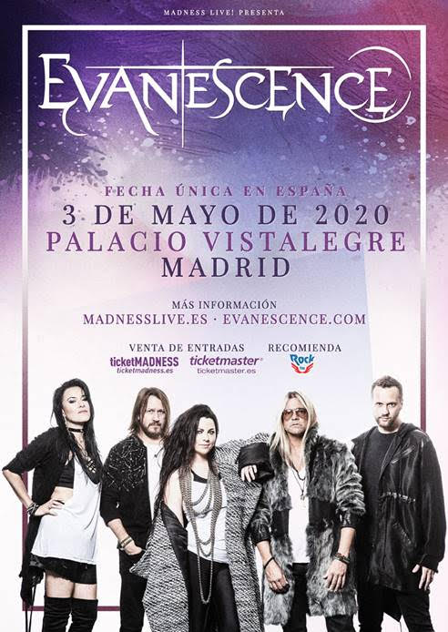 EvanescenceMadrid