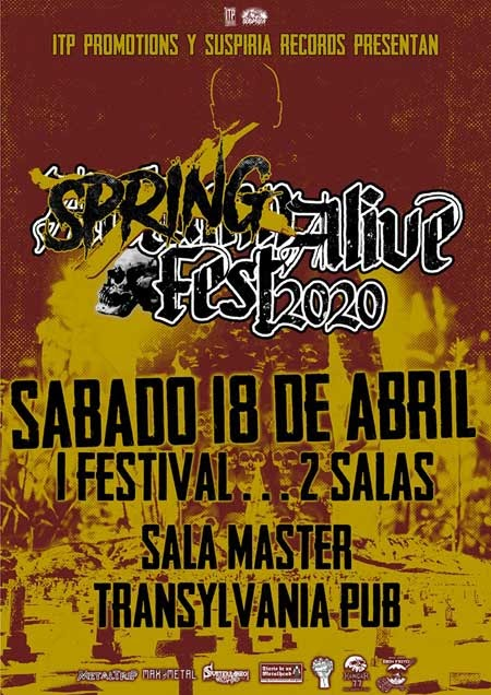 SpringAliveFestival