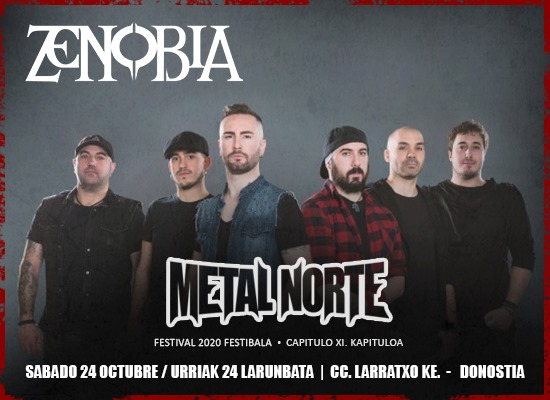 Zenobia-Metal-Norte