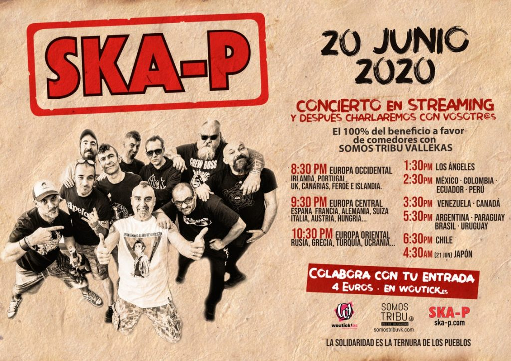 Ska-P-Streaming