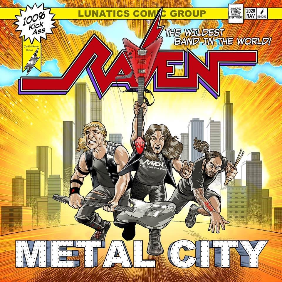 Raven-Metal-City